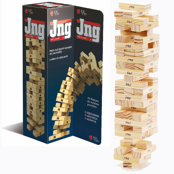Jengha - Top toys - Producto
