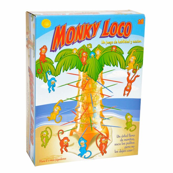 Monky Loco - DT - Producto