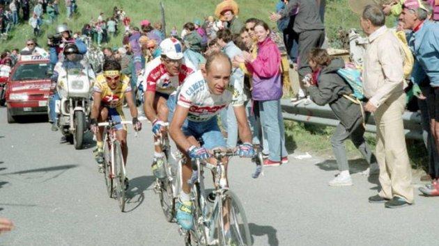Pantani è il ciclismo. Genesi di un innamoramento