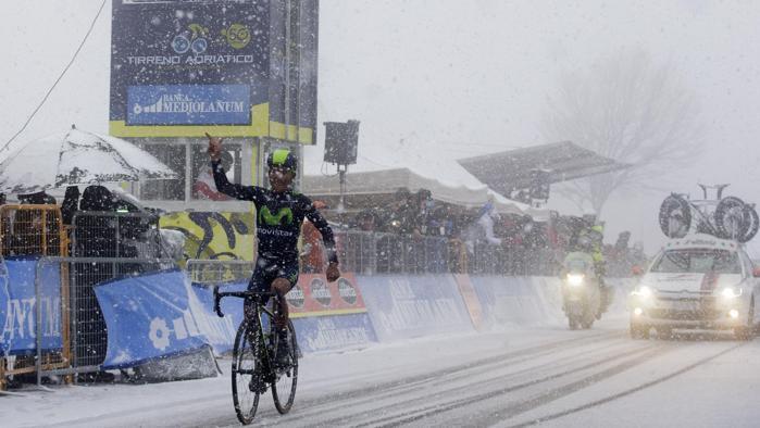 La Tirreno-Adriatico, ossia il Bignami di tutto quello che può offrire il ciclismo