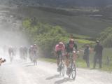 Giro d'Italia. Una danza di polvere e pedali