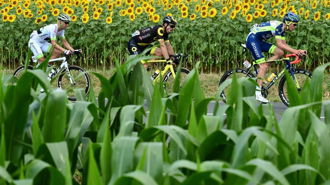 Incontrare il Tour de France
