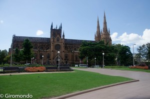 Sydney (1)-cathedrale
