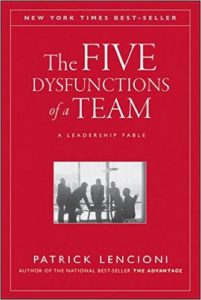 5 dysfunctions team