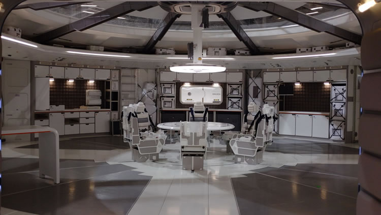 """THE DESIGN OF """"LOST IN SPACE """" NETFLIX 2018 Girvin Strategic"""