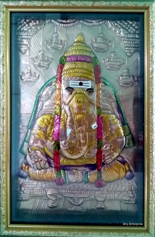 Pillayarpatti Karpaga Vinayagar 2