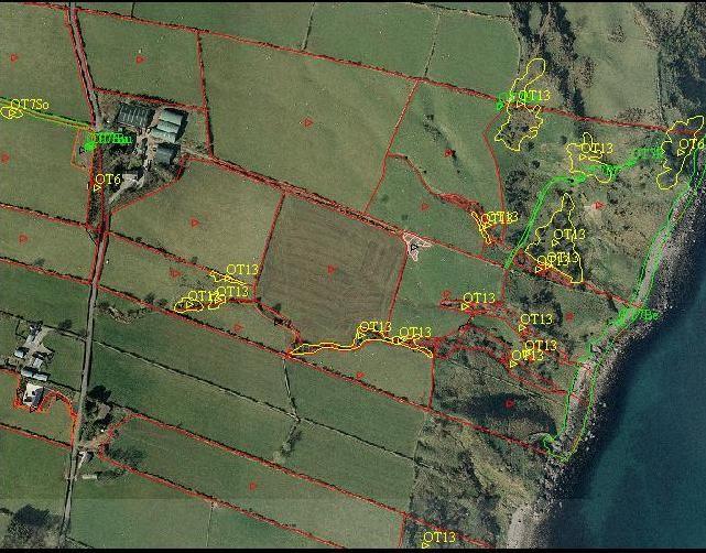 GIS farm mapping