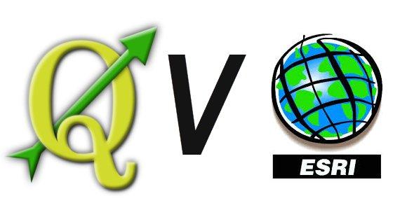 QGIS vs ARC GIS