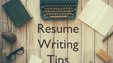 GIS Resume Writing Tips