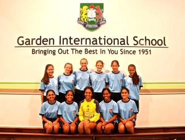 Girls SEASAC Football 1