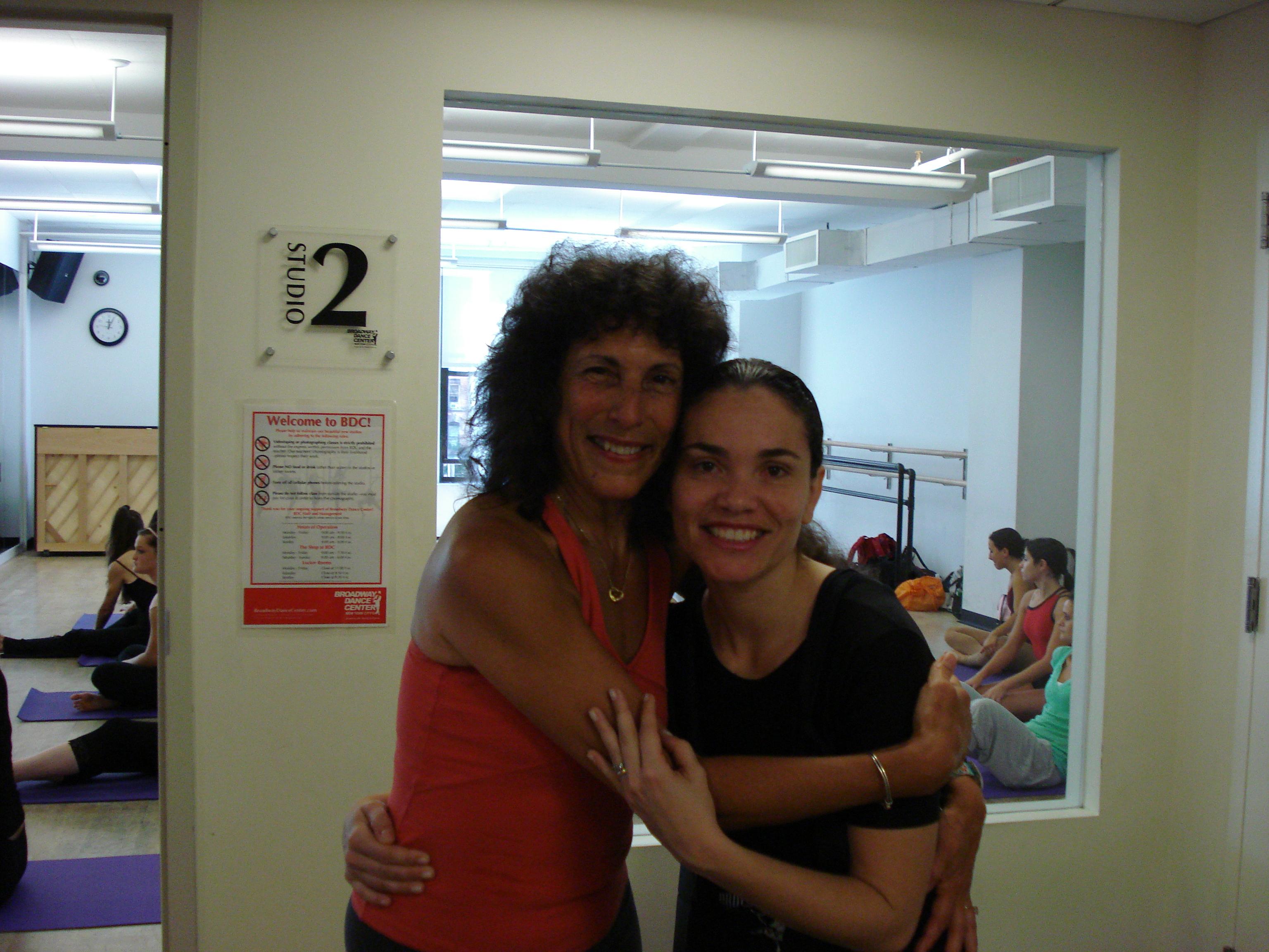 Na Broadway Dance Center!