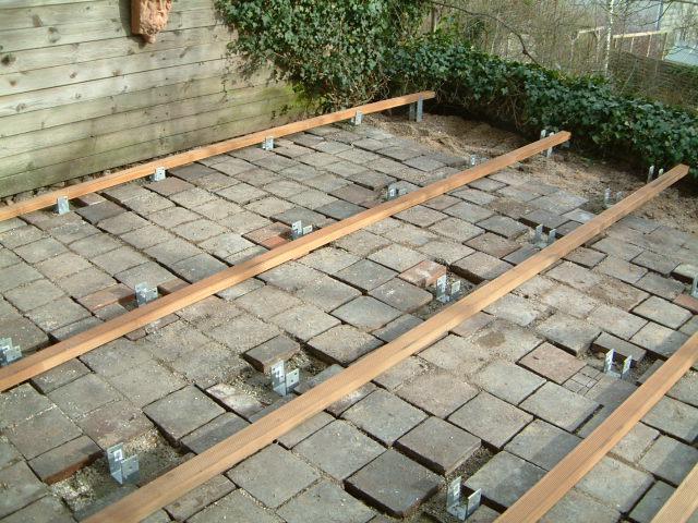 Terrassen Unterkonstruktion Eiche 15 39 41 EgeNis Com