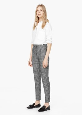 pantalon-pied-de-poule-mango-slim-selection-giseleisnerdy-black-friday
