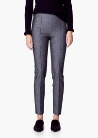 pantalon-slim-bleu-chine-mango-selection-giseleisnerdy-black-friday