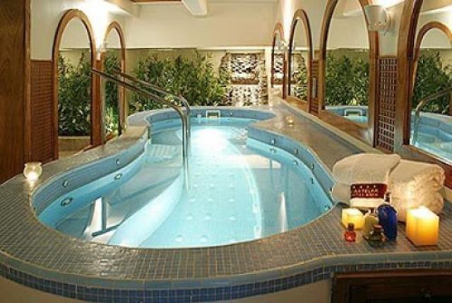 spa hotel castelar