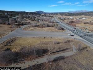 US 160 & 3 Springs West View