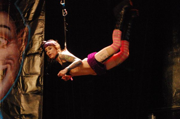 Gisella Rose - Suspension