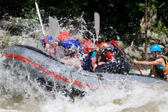 Rafting the Nolichuky River