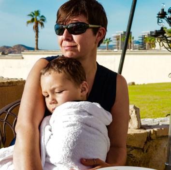 Mother & Son, Cabo San Lucas