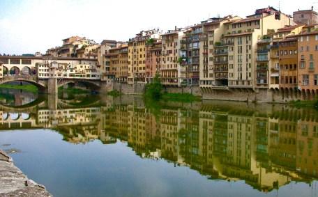Il Ponte Vecchio, Florence, Italy