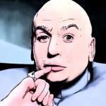 Dr. Evil LiDAR Laser
