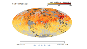 Nasa Earth Climate Change