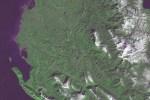Landsat Program: Landsat-1 1973 Coast of Italy