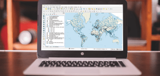 Online GIS Education