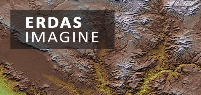 ERDAS Imagine - Earth Resource Development Assessment System