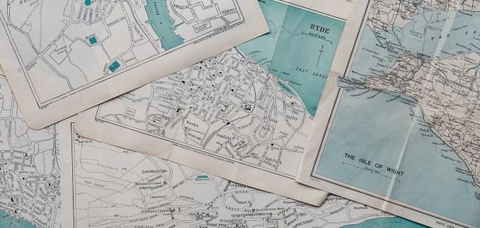 Map scalebar