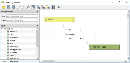 qgis 3 processing modeler