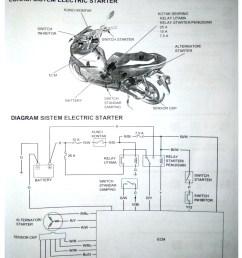 honda 150 wiring diagram wiring diagrams image free [ 1685 x 2383 Pixel ]