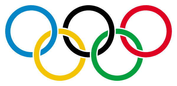 Official Olympic Rings