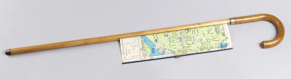 1940 Cane Map