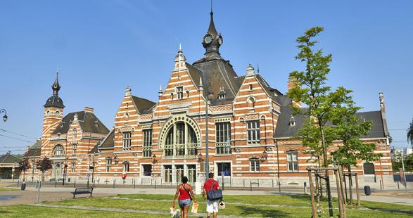 Shaarbeek train station