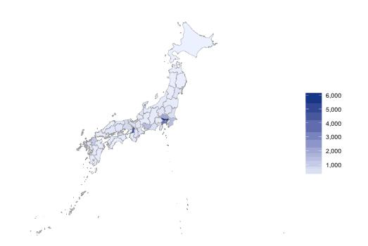 gislounge-japan-choro-continuous