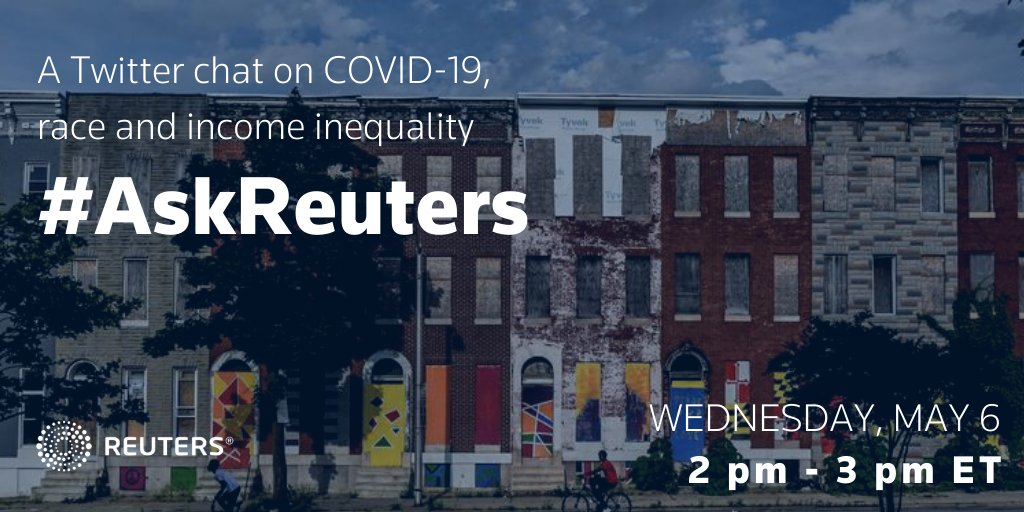 Twitter chat on COVID-19 #Ask Reuters