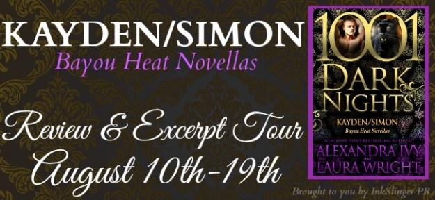 KAYDEN-SIMON Tour Banner