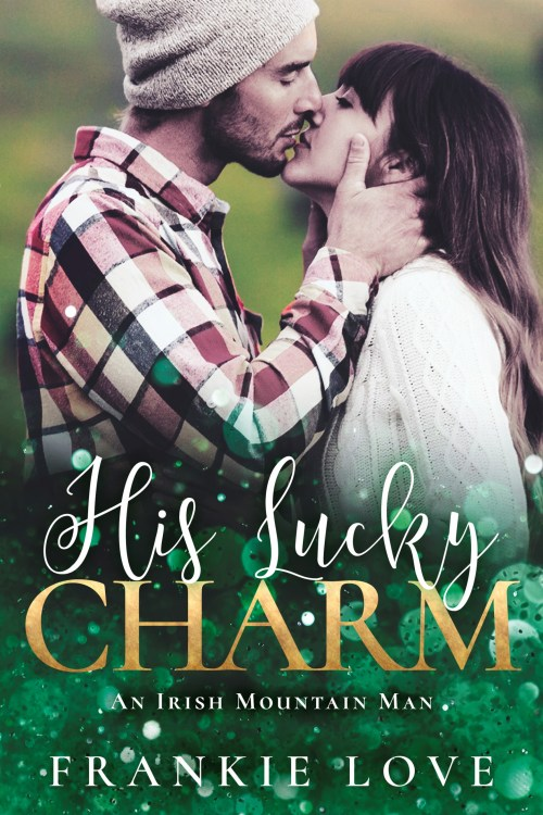 His Lucky Charm Ebook Cover