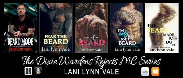 Dixie Warden Rejects MC Series_books 1-5