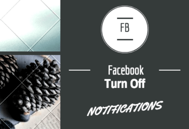 How to turn off My Facebook Messenger Notifications