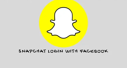 SnapChat Login with Facebook