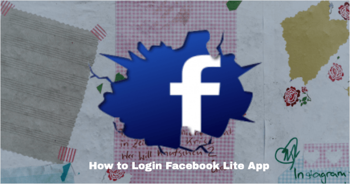 How to Login Facebook Lite App
