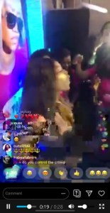 VIDEO: BBNaija Star, Tacha Mobbed By Fans In Festac
