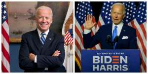 Former Vice President Joe Biden is 17 electoral votes away from been president