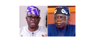 Ayo Fayose praises Tinubu as one of the greatest builders of men in Yorubaland