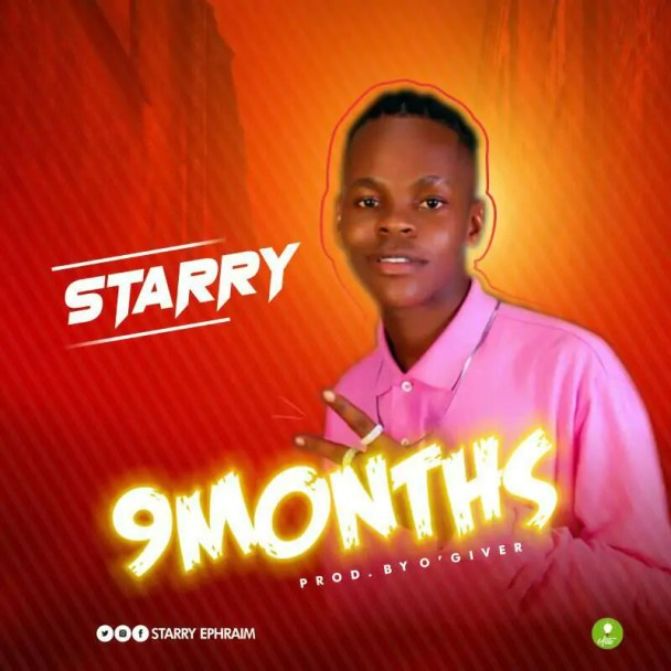 Starry 9 month