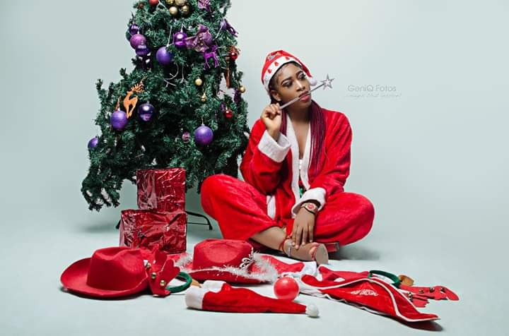 Christmas photoshoot