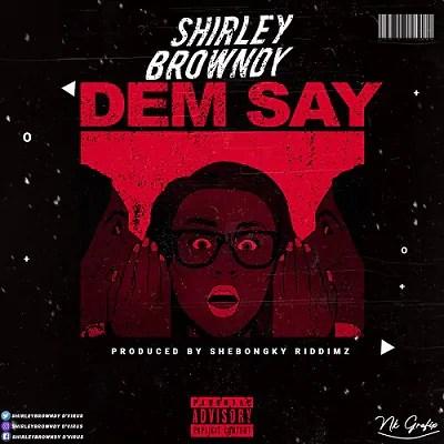 Shirley Browndy
