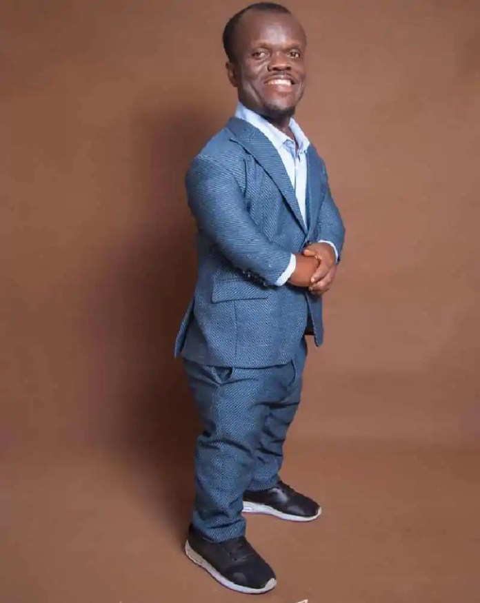 Comedian Small Stout Biography and Net Worth